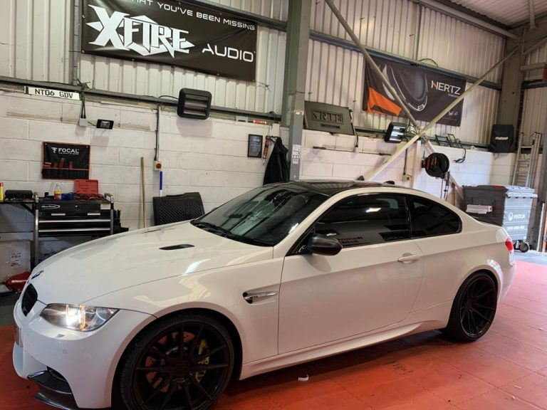 BMW M3 E90 Apple Carplay and Android Auto Enabled 835