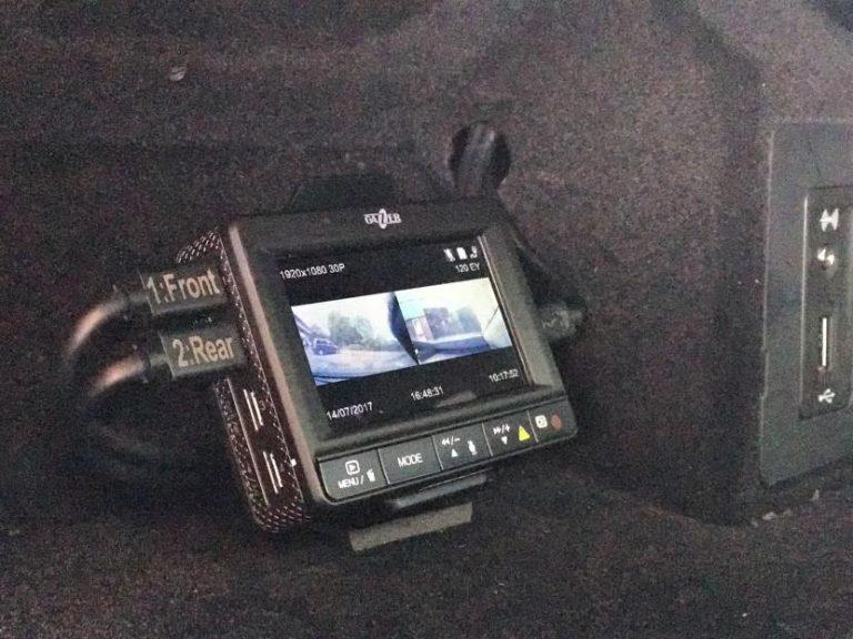 DUAL DASH CAM CAR SECURITY 711 s 7
