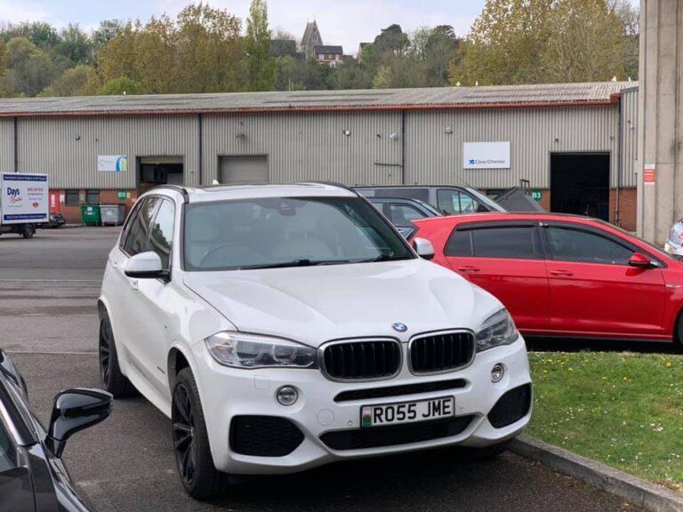 BMW X5 Apple Carplay Integration BB Audioconcepts Cardiff